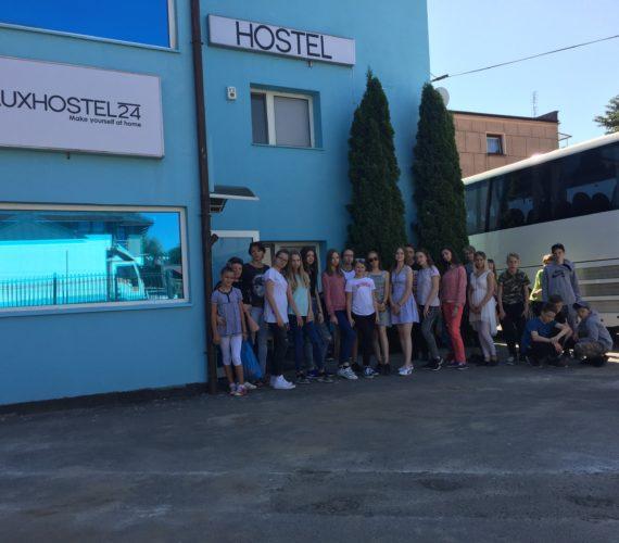 Nasze pokoje w Warszawie gościły 30 osobową wycieczkę z Litwy