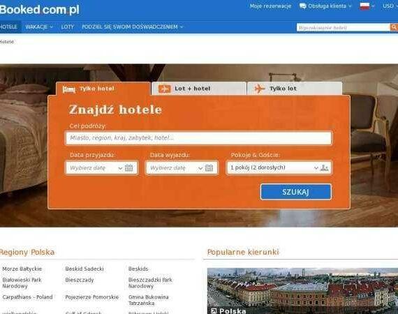 Luxhostel24 na następnej platformie bookingowej – booked.com.pl